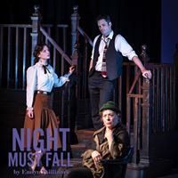 Night Must Fall at GET. Photo by Casey Gardner